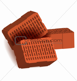 A set of bricks