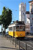 Lisbon tram