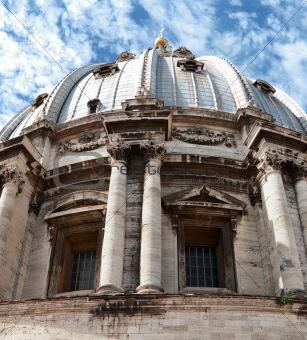 Cupola of Basilica of Saint Peter