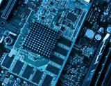Computer circuit board and processors
