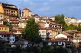 Veliko Tarnovo in the Summertime