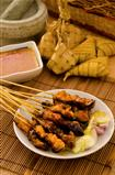satay and malaysian foods