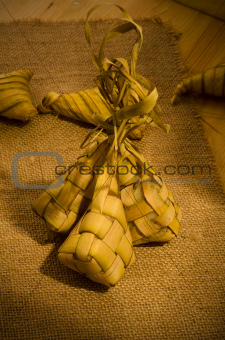 Ketupat: South East Asian rice cakes bundle