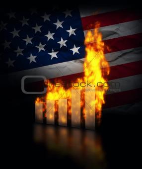 American economy crash