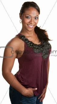 Positive Black Woman