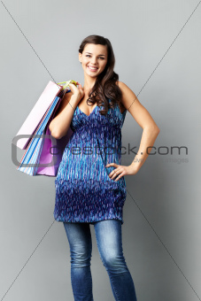 Stylish shopper