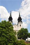 Pilgrimage church Poestlingberg, Linz, Austria