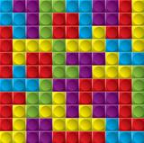 Tetris board background