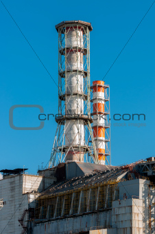 The Chernobyl Nuclear Power plant, 2012 March