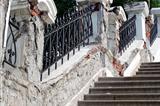 Ruin stairs