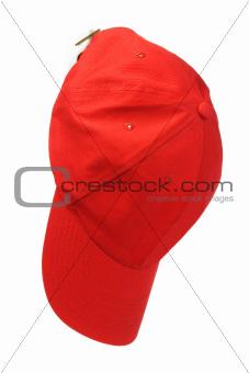 Hanging Red Cap