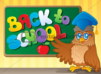 Back to school thematic image 3