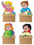 School pupils theme image 1