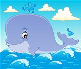Whale theme image 1