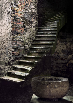 Ancient staircase