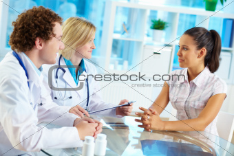 Medical consultation