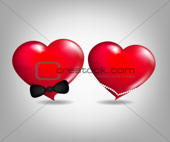 Pair of Hearts, Love