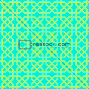 Seamless turkish pattern