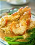 Fresh Water Prawn Noodles