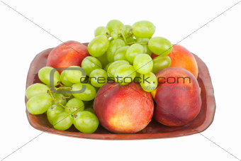 Bowl of fresh fruit