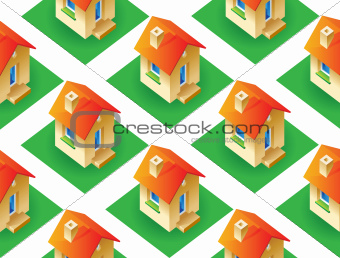 Houses background