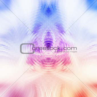 abstract blue energy background