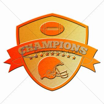 american football champions shield