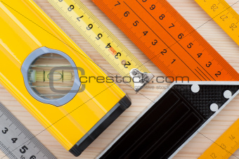 Measurement tools background