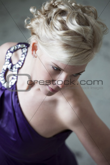 Posing at the Dance Floor