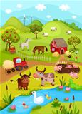 farm card