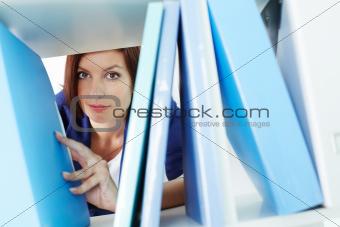 Between folders