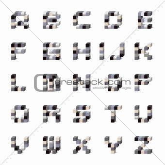letters pile