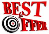 best offer red logo