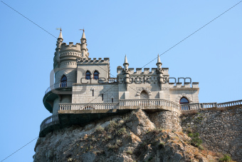 Castle On The Rock