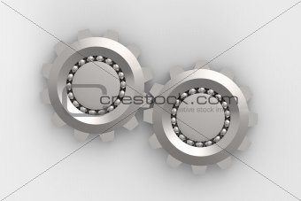 Bearings and sphere leads