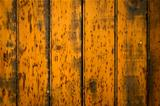 Vintage stained wooden wall 