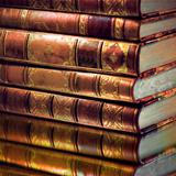Heap of vintage books
