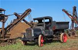 Vintage Dump Truck