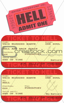 Ticket to hell