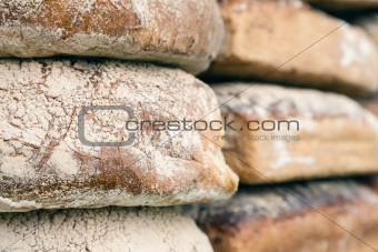 two types of bread