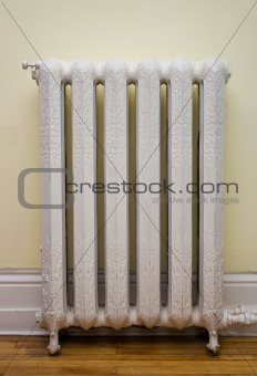 Antique Heat Radiator