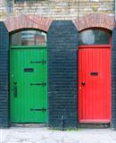 Exterior doors, Ireland