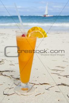 The beach cocktail