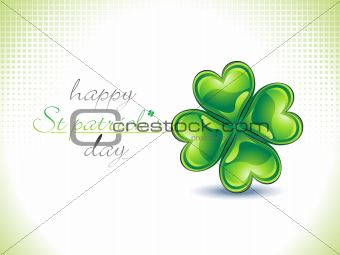 abstract st patrick wallpaper