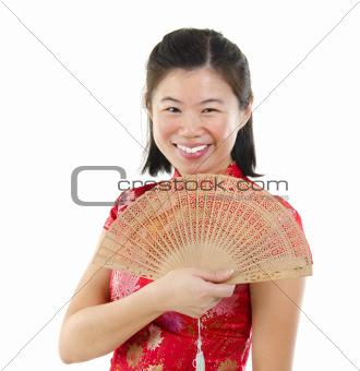 Oriental female