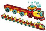 Funny train.