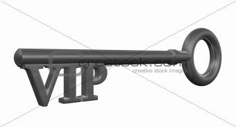 vip key