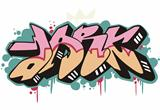 Graffito - dark
