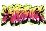 Graffito - sport