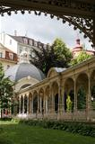 Karlovy Vary colonade